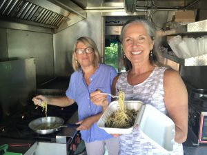 Women On The Move The Food Truck Owner